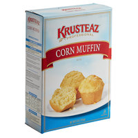 Krusteaz Professional 5 lb. Corn Muffin Mix - 6/Case