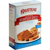 Krusteaz Professional 5 lb. All-Purpose Pumpkin Spice Baking Mix - 6/Case