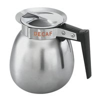 Vollrath 46583 Black Plastic Handle for Decaf Coffee Decanter