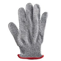 Mercer Culinary M33412S MercerMax® Gray A7 Level Cut-Resistant Glove - Small