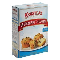Krusteaz Professional 5 lb. Blueberry Muffin Mix