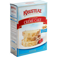 Krusteaz Professional 5 lb. All-Purpose Creme Cake Mix