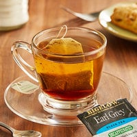 Bigelow Earl Grey Decaffeinated Tea Bags   - 20/Box