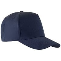 Henry Segal Customizable 5-Panel Navy Chef Cap