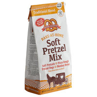 Dutch Country Foods 1.5 lb. Bake-At-Home Soft Pretzel Mix Kit