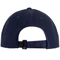 Henry Segal Customizable 6-Panel Navy Chef Cap with Moisture Wicking Band and UV Protection