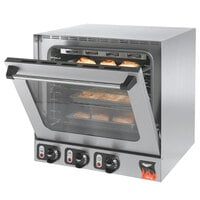 Vollrath 40701 Cayenne Half Size Countertop Convection Oven - 230V