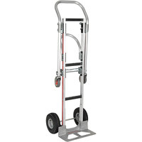 Magliner LNK411UA4 Gemini Bulk 2-in-1 Convertible Hand Truck with Straight Frame