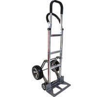 Magliner HRK119UAE2BG Self-Stabilizing Hand Truck with Horizontal Loop Handle and Extension