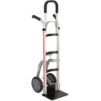 Magliner NTK516E3B5H7 Narrow Aisle Hand Truck with Double Grip Handles