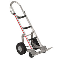 Magliner HRK55AUAC2 Self-Stabilizing Hand Truck with Vertical Loop Handle and Curved Back Frame