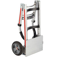 Magliner FCA19E1AR Two-Wheel Curved Back Folding Hand Truck