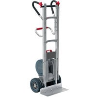 Magliner HDL360U Heavy-Duty Powered Stair Climbing Hand Truck with Universal Handle