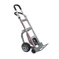 Magliner HRKC19UAE2CG------5 Self-Stabilizing Hand Truck with Horizontal Loop Handle and Stair Climbers
