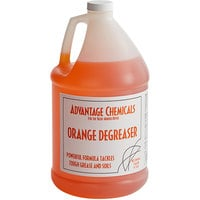 Advantage Chemicals 1 Gallon Orange Cleaner / Degreaser