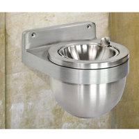 Ex-Cell Kaiser 640 SS Stainless Steel Wall Mounted Ash Urn