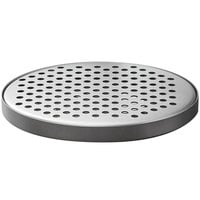 American Metalcraft DT3 5 1/2 inch Round Stainless Steel Drip Tray