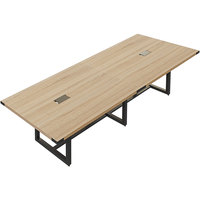 Safco MRS10SDD Mirella 10' Sand Dune Rectangular Conference Table