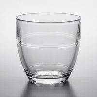 Duralex 1016AB06 Gigogne 5.625 oz. Stackable Glass Tumbler - 6/Pack