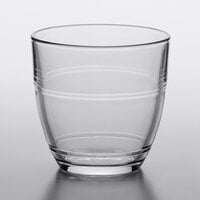 Duralex 1017AB06 Gigogne 7.75 oz. Stackable Glass Tumbler - 6/Pack