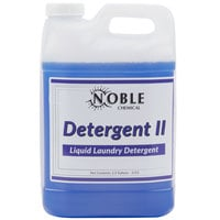 Noble Chemical 2.5 Gallon Detergent II Liquid Laundry Detergent - 2/Case