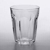 Duralex 1037AB06 Provence 4.625 oz. Stackable Glass Tumbler - 6/Pack