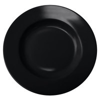 International Tableware CA-120-B Cancun 18 oz. Black Stoneware Pasta Bowl - 12/Case