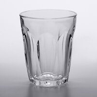 Duralex 1036AB06 Provence 3 oz. Stackable Glass Tumbler - 6/Pack