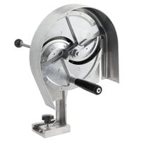 Choice ROTOSLICE 1/8 inch to 1/2 inch Adjustable Fruit / Vegetable Rotary Slicer