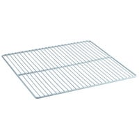 Avantco 178SHLFUBB37 Right, Left, or Middle Shelf for UBB-378 Series Back Bar Refrigerators - 21 5/8 inch x 21 1/4 inch