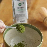 Tenzo 90 Gram (3.17 oz.) Organic Ceremonial Matcha Green Tea Powder