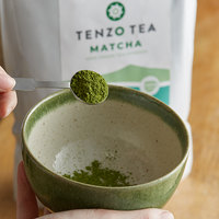 Tenzo 1 Kilogram (2.2 lb.) Premium Grade Matcha Green Tea Powder