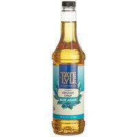 Tate and Lyle 750 mL Organic Blue Agave Flavoring Syrup