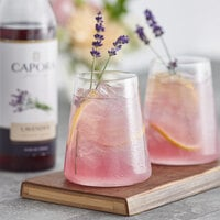 Capora 750 mL Lavender Flavoring Syrup