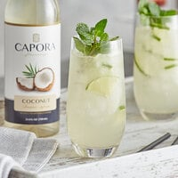 Capora 750 mL Coconut Flavoring Syrup