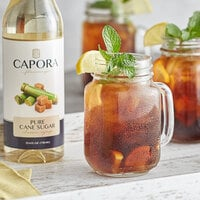Capora 750 mL Cane Sugar Sweetener Syrup