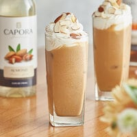 Capora 750 mL Almond Flavoring Syrup