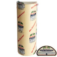 BelGioioso Sharp Provolone Cheese - 10 lb. Half Moon