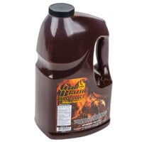 AAK Grill Blazin' Barbecue Sauce 1 Gallon