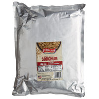 Furmano's Ancient Grains 6 lb. Fully Cooked Sorghum Pouch - 6/Case