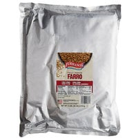 Furmano's Ancient Grains 6 lb. Fully Cooked Farro Pouch - 6/Case