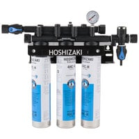 Hoshizaki H9320-53 Triple Cartridge Filtration System - 0.5 Micron Rating and 6 GPM