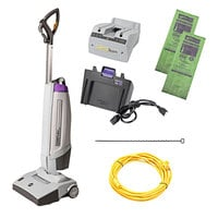 ProTeam 107499 FreeFlex Upright Cordless / Corded Vacuum