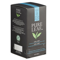 Pure Leaf Organic Earl Grey Pyramid Tea Sachets - 25/Box
