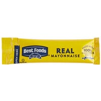 Best Foods 10.6 Gram Mayonnaise Portion Packet - 210/Case