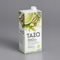 Tazo 32 fl. oz. Green Tea Matcha Latte 1:1 Concentrate