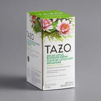 Tazo Decaf Lotus Blossom Green Tea Bags - 24/Box