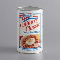LeGout #5 Can Corned Beef Hash - 12/Case