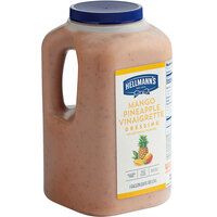 Hellmann's 1 Gallon Mango Pineapple Vinaigrette Dressing - 4/Case