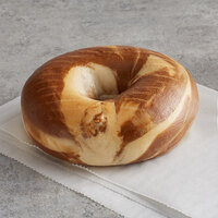 Original Bagel 4.5 oz. New York Style Marble Bagel - 75/Case